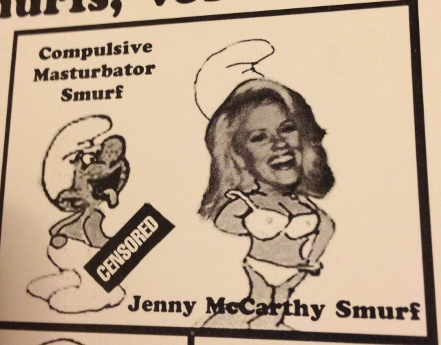 Compulsive Masturbator Smurf